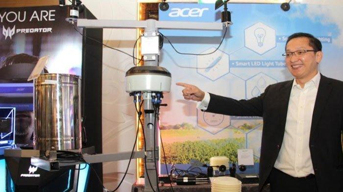 Acer IndonesiaKenalkan Solusi IoT, Dukung Industri 4.0,Tingkatkan Produktivitas & Efisiensi Biaya
