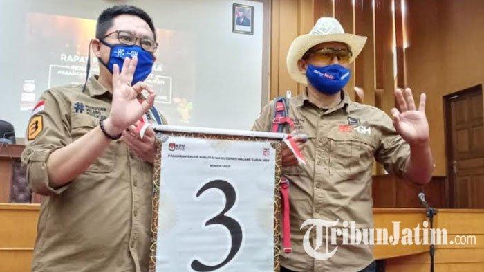 Sam HC-Gunadi Jadi Paslon Paling Tajir di Pilkada Malang 2020, Total Kekayaan Mencapai Rp 44,5 M