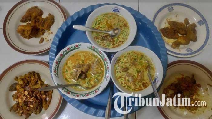 Mencoba Kuliner Khas Becek Mawot Tuban ala Mak Win, Pedas Mantap! Pertahankan Resep Sejak 15 Tahun