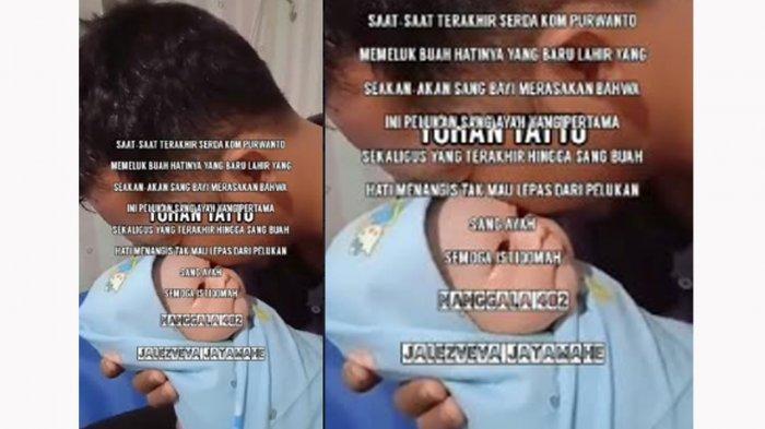 Beredar Video Viral Mengatasnamakan Prajurit KRI Nanggala-402, Istri Tegaskan:  Itu Hoax
