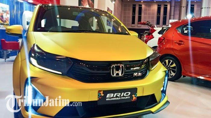 Catat Penjualan 70.441 Unit di 2019, Brio Disebut Honda Punya Prestasi Penjualan Paling Gemilang