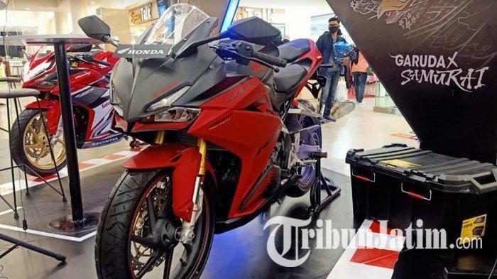 Honda CBR250RR SP Quick Shifter Dikenalkan di Jawa Timur, Ini Daftar Harganya untuk OTR Surabaya