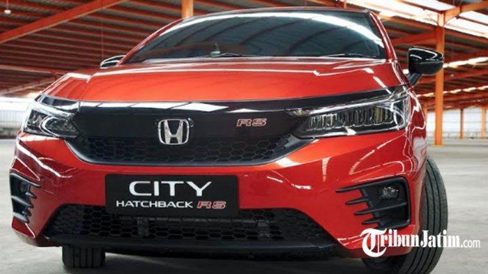 Honda City Hatchback RS Resmi Meluncur di Surabaya, Tampil Stylish dan Sporty, Harga Masih Rahasia