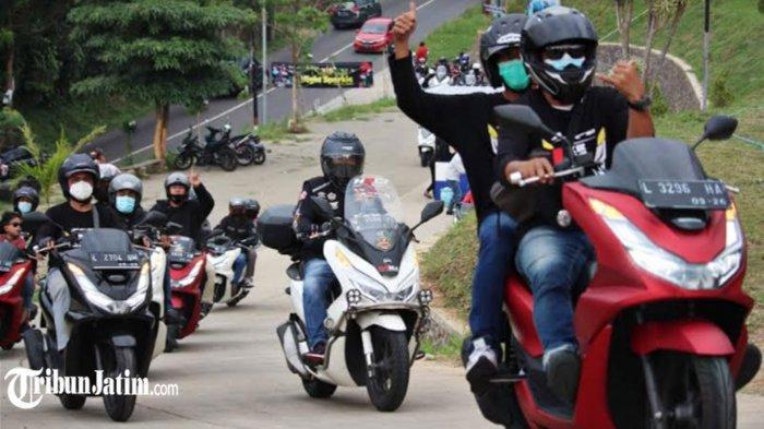 Keindahan Alam Trawas Jadi Saksi Ketangguhan Honda PCX 160, 'Luar Kota Jarak Jauh Terasa Dekat'