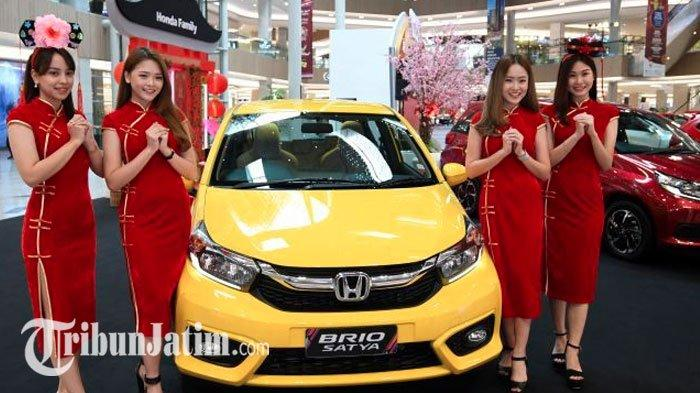 Promo Tahun Baru Imlek, Honda Surabaya Center Tebar 'Hujan Angpau', Cashback hingga Gratis Biaya BBM