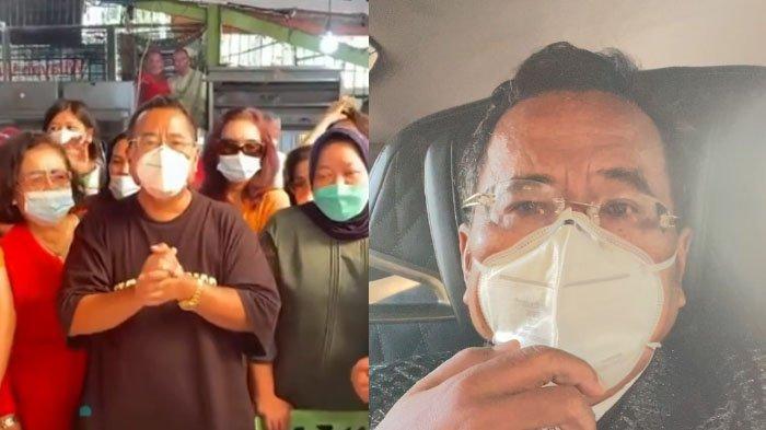 Akhir Nasib Warga Ditagih Rp 80 Juta Kremasi Keluarga, Hotman: Aku Transfer Uang, Beri Pesan Kapolri