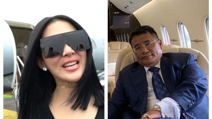 Bocor Sudah Kebiasaan Syahrini 'Bingung' Habiskan Uang, Hotman Akui Kalah Saing, Momen Libur ke LA