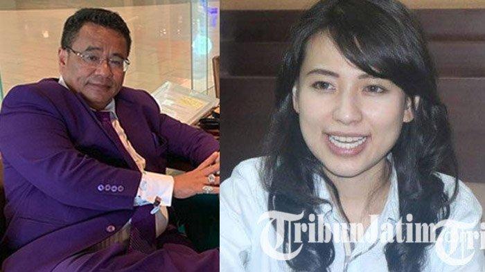 Hotman Paris 'Gercep' Minta Nomor WhatsApp (WA) Rektor Cantik Malang Risa Santoso yang Viral: Suka!