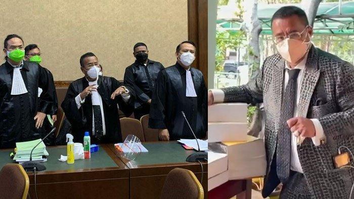 Heran Hotman Soal Dana Bansos & Jaksa KPK, Sindir Sumbangan Rp 2 Triliun Akido Tio: Aku Mau Ketemu