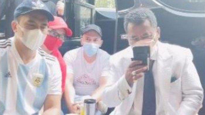 Saipul Jamil Berakhir Mengadu ke Hotman, Si Pengacara Senggol KPI, Tapi Tak Lama Postingan Dihapus