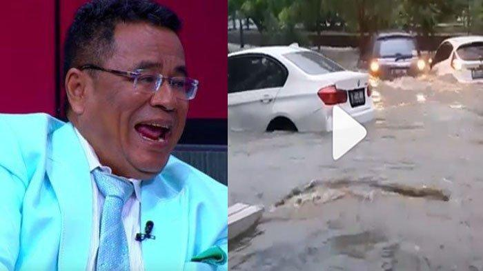 Hotman Paris Unggah Video Anies Baswedan Ceramah Pengelolaan Air Hujan Masuk Tanah: Sahabatku!