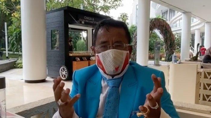 Hotman Paris sindir pemerintah Indonesia terkait penanganan Covid-19