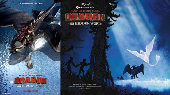Sinopsis 'How to Train Your Dragon: The Hidden World', Hiccup dan Toothless Temui Dunia Tersembunyi!