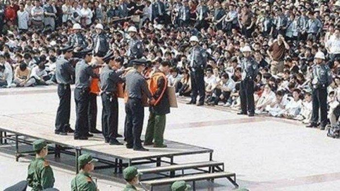 Ngerinya Hukuman untuk Koruptor di 7 Negara Ini, Arab Saudi Terapkan Pancung, Bagaimana Indonesia?