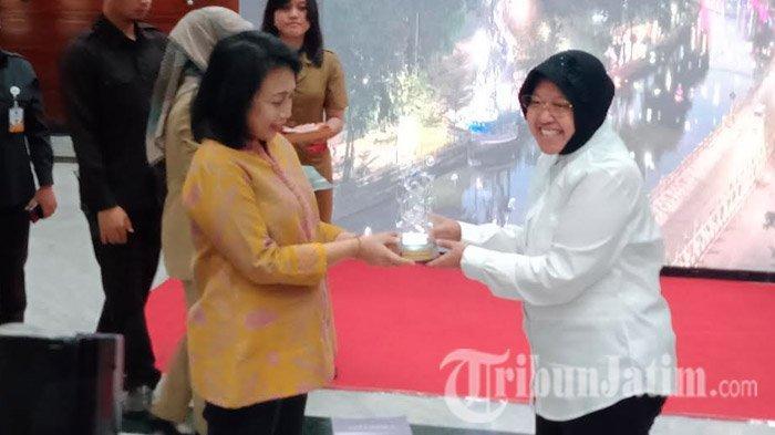 Menteri PPPA Puas dengan Paparan Wali Kota Risma Terkait Pemberdayaan Perempuan di Kota Surabaya