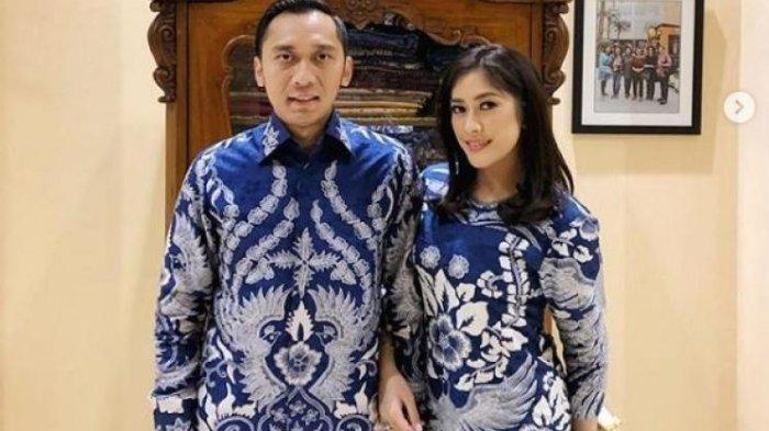 Ibas Yudhoyono dan Aliya Ruby Rajasa.