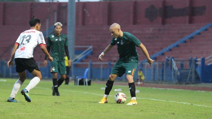 Bahsoun dan Youssef Cetak Gol, Persik Bantai Kediri Selection 7-0, Begini Komentar Joko Susilo