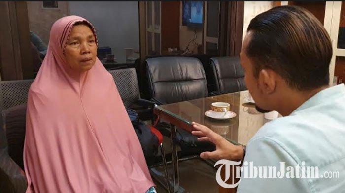 Ibu di Pasuruan Menangis Anaknya Tiba-tiba Dipenjara Tanpa Penjelasan, Urai Kerinduan: Kembalikan