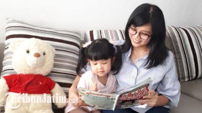 Trik Supaya Anak-anak Tidak Bosan #DiRumahAja, Orangtua Harus Mulai Sadari 'One On One Time'
