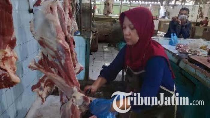 Ramadan 2021, Penjualan Daging Sapi di Tuban Belum Alami Kenaikan, Pedagang: Konsumsi Rumahan Dikit