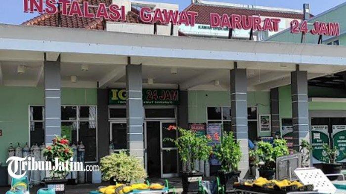 Tingkat Keterisian Tempat Tidur Rumah Sakit Rujukan Covid-19 di Kabupaten Malang Menurun