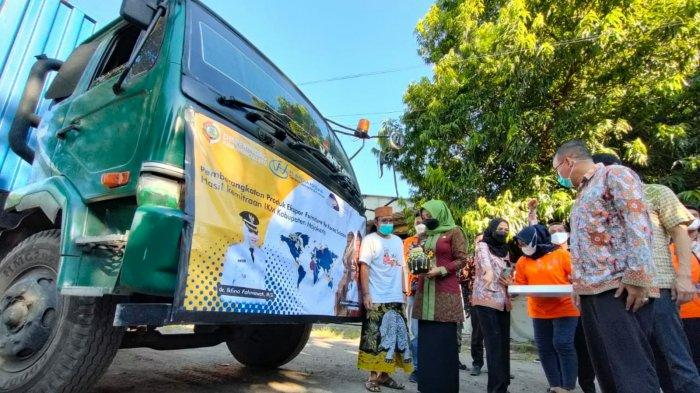 Ikfina Dorong Produk IKM Lokal di Mojokerto Tembus Luar Negeri