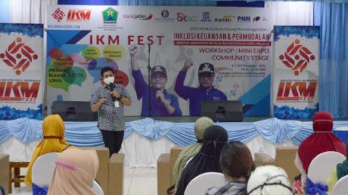 Acara IKM Fest.