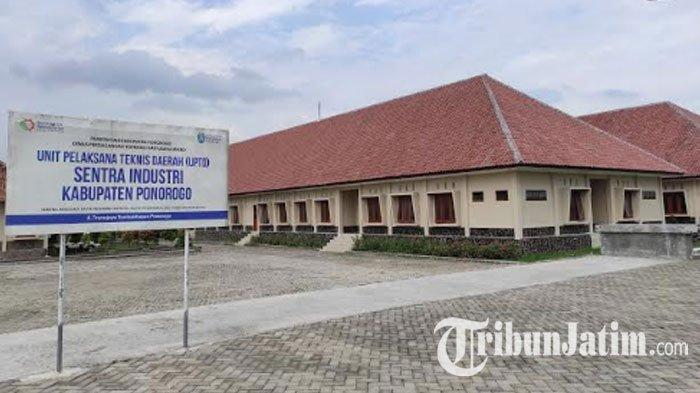 Sempat Ditolak, Pemkab Ponorogo Segera Bangun Shelter Penanganan Covid-19 di Gedung IKM Tambakbayan