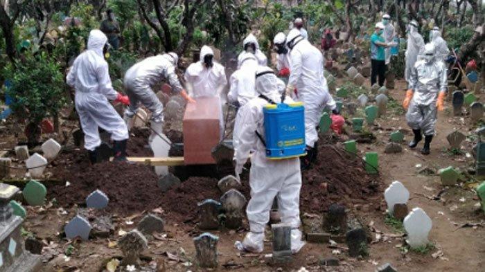 Rekor Kematian Kasus Covid-19 di Ponorogo, Bulan April Ada 119 Jenazah, Tim Pemakaman Kewalahan