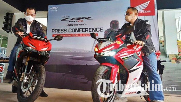 Konsumen yang Inden All New Honda CBR150R Sudah Tembus 402 Unit, Padahal Baru Meluncur di Jawa Timur