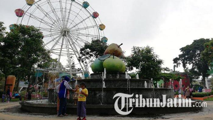 Dishub Batu akan Bangun Gedung Parkiran Dekat Alun-alun Kota Batu