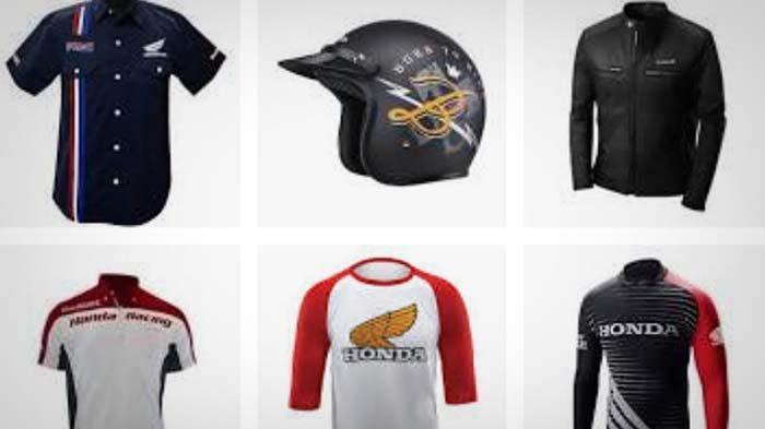 Promo Kemerdekaan, Beli Apparel Honda di MPM via Brompit Bisa Dapat Diskon 25 Persen!