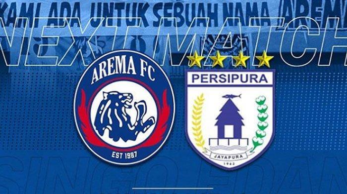 Susunan Pemain Arema FC Vs Persipura, Singo Edan Merotasi Pemain, Sylvano Comvalius Jadi Starter