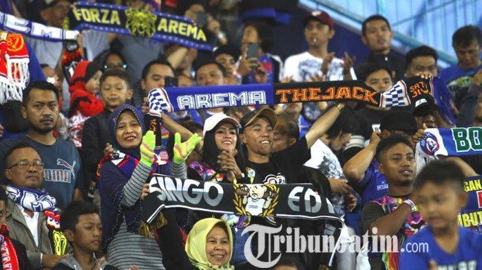Tak Ingin Terjadi Kericuhan seperti di GBT, Forkopimda Ajak Aremania dan Pemain Arema FC Jagongan