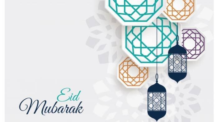Arti Kata Eid Mubarak, Istilah Populer saat Perayaan Idul Fitri dan Idul Adha, Ternyata Ini Maknanya