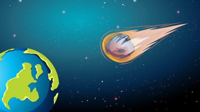 5 Fakta Asteroid 2016 HP6 yang Disebut-sebut Tabrak Bumi 15 Ramadhan 1441 H, LAPAN Membantah