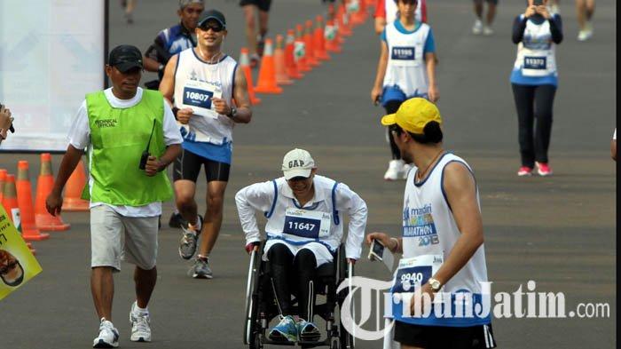 Ojek Khusus Disiapkan untuk Penyandang Disabilitas Pada Asian Para Games 2018, Begini Penampilannya!