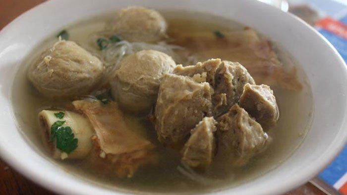 Cara Membuat Bakso Urat Isi Daging, Sajian Makanan di Hari Raya Idul Fitri, Resep dan Bahan Mudah