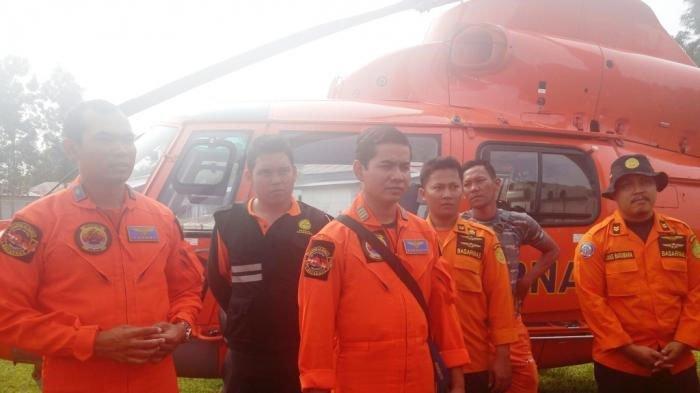 Evakuasi Penumpang dan ABK KM Mutiara Sentosa I, Basarnas Kirim Lima Kapal dan Dua Helikopter