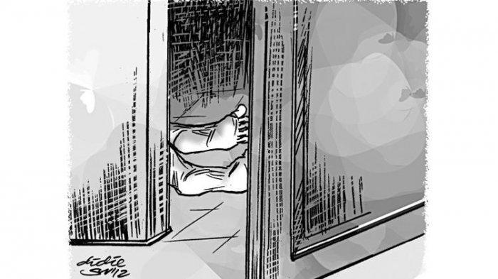 Akting 'Busuk' Suami setelah Mutilasi Istri, Kirim Pesan ke Anak Bak Mendiang, Padahal Jasad Dibuang