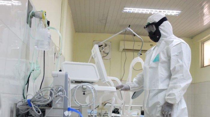 Akhir Tragis Dokter Tangani Pasien Covid-19, Stres Lihat Lonjakan Kasus, Istrinya yang Hamil Merana