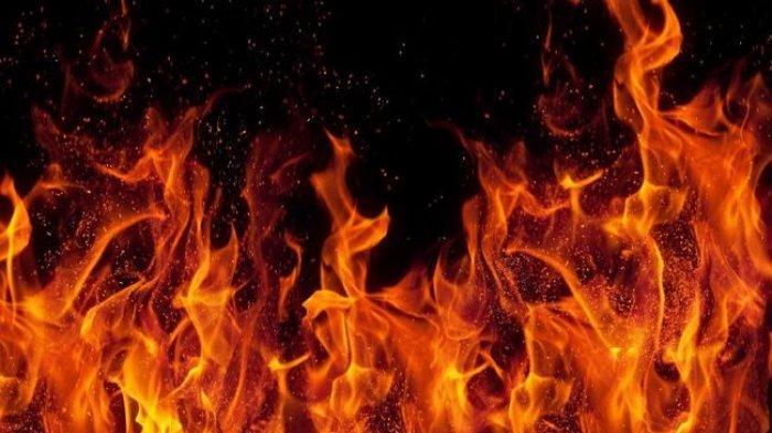 Tragis Tubuh Karyawan Pabrik 'Lenyap' di Dalam Tungku Baja, Nyala Api Membesar, Sengaja Akhiri Hidup