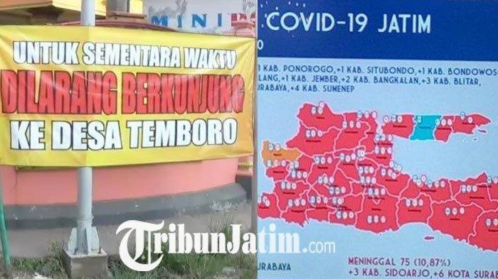 UPDATE Covid-19 di Sumenep : Pasien Corona Bertambah 1 Orang