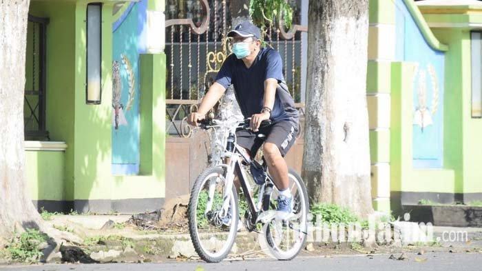 Belum Ada Jalur Khusus Sepeda, DLHP Sebut Jalan di Kabupaten Bondowoso Sempit