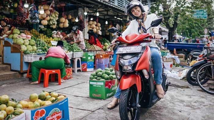 Alasan Yamaha Gear 125 Cocok Dipakai Pengendara Newbie: Ringan dan Desainnya Modis!