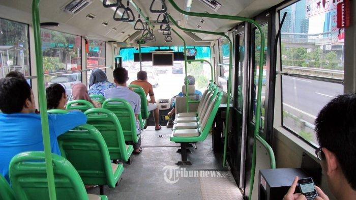 DAFTAR Tarif Baru Bus DAMRI Jelang Libur Natal dan Tahun Baru 2021, Bisa Beli Online, Cek Tanggalnya