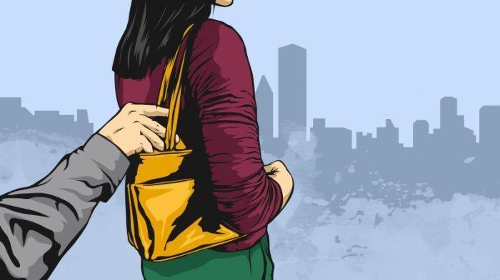 Niat Beli Takjil, Mahasiswi di Malang Kaget Lihat Resleting Terbuka, iPhone X S Raib Dicopet