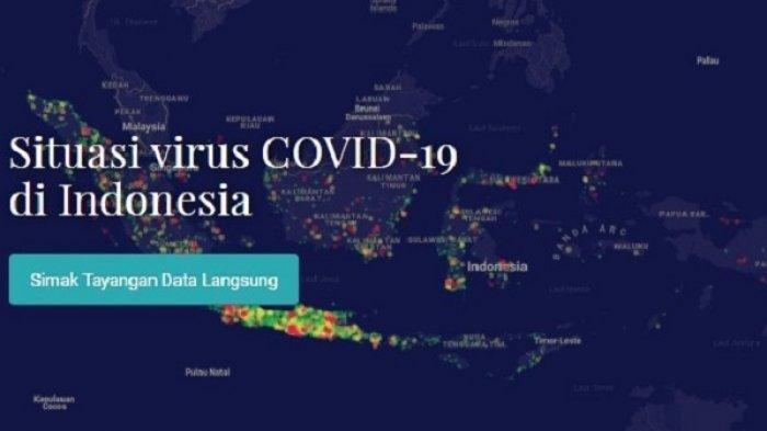 Sebaran Virus Corona di Indonesia Selasa 6 Oktober 2020, Ada 2 Provinsi yang Nihil Kasus Positif