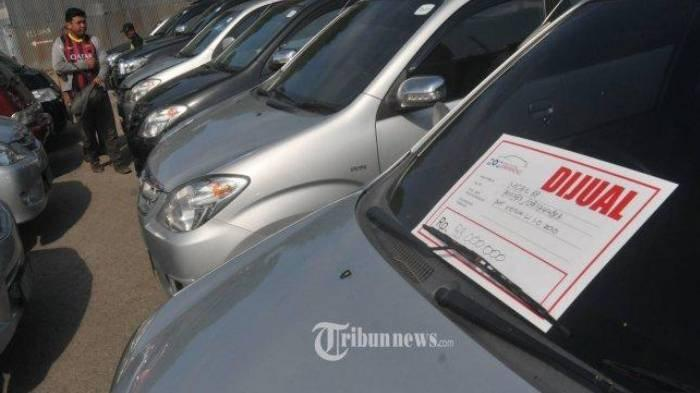 Ilustrasi - Daftar mobil bekas