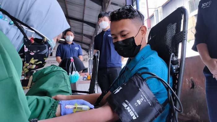 Para Penyintas Covid-19 Donorkan Plasma Konvalesen Bersama JCI East Java